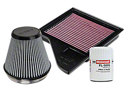 Air, Oil & Fuel Filters<br />('05-'09 Mustang)