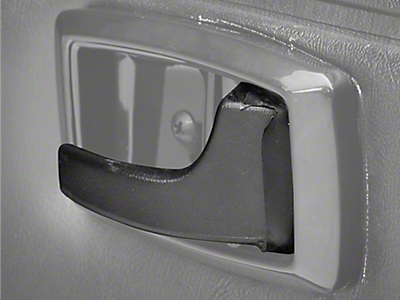 Interior Door Handles and Bezels