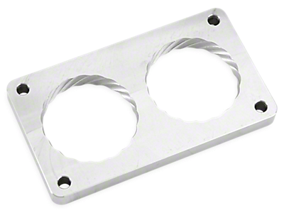 Intake & Throttle Body Spacers 2005-2009