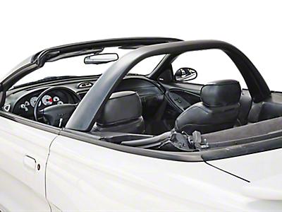 Mustang Lights Bars & Wind Deflectors