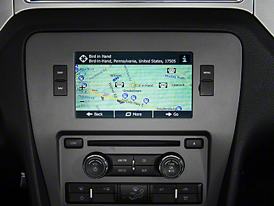 Navigation Systems<br />('10-'14 Mustang)