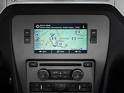Navigation Systems 2010-2014