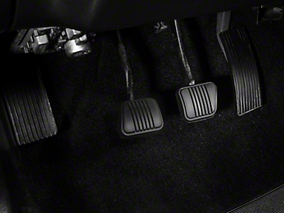 Pedals<br />('79-'93 Mustang)