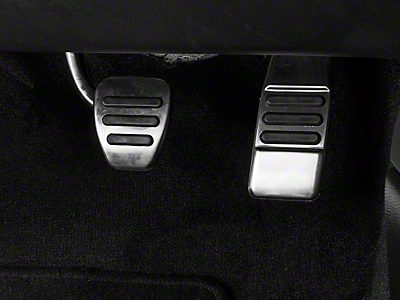 Pedals<br />('99-'04 Mustang)
