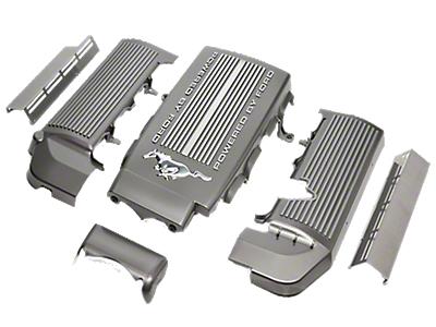 Mustang Plenum Covers 1999-2004