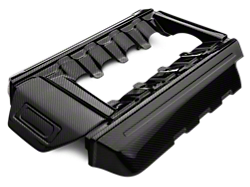 Plenum & Coil Covers<br />('15-'21 Mustang)