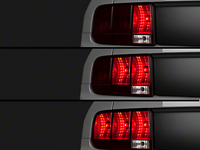 Sequential Tail Lights 2005-2009