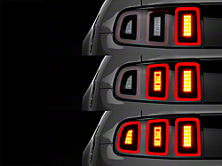 Sequential Tail Lights & Turn Signals<br />('10-'14 Mustang)