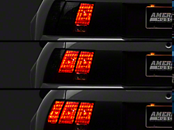 Sequential Tail Lights & Turn Signals<br />('94-'98 Mustang)