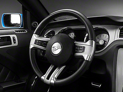 Steering Wheels<br />('10-'14 Mustang)