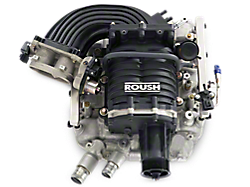 Supercharger Kits & Accessories<br />('05-'09 Mustang)