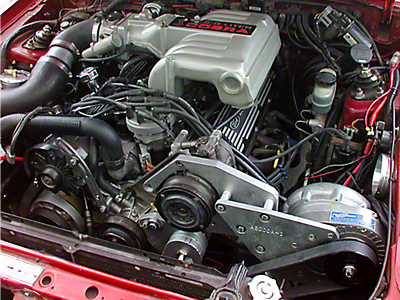 Supercharger Kits & Accessories 1979-1993