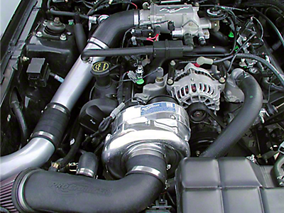 Supercharger Kits & Accessories 1999-2004