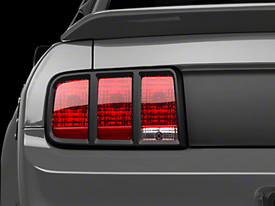 Tail Light Trim & Bezels 2005-2009