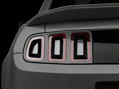 Mustang Light Trim & Bezels