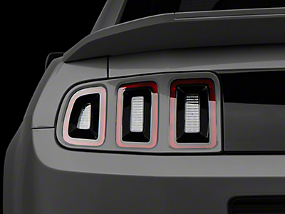 Tail Light Trim & Bezels 2010-2014