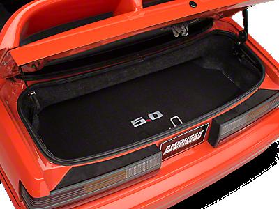 Trunk Mats & Accessories<br />('79-'93 Mustang)