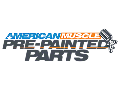 AmericanMuscle Pre-painted Parts