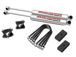 1 Inch to 2 Inch Lift Kits<br />('02-'08 Ram 1500)