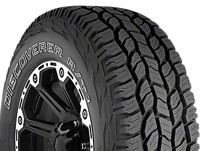 All-Terrain Tires<br />('09-'18 Ram 1500)
