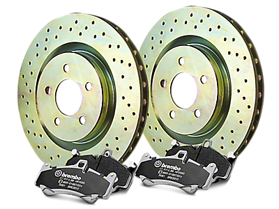 Ram 1500 Brake Rotor & Pad Kits
