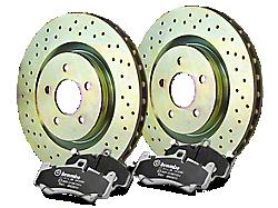 Brake Rotor & Pad Kits<br />('09-'18 Ram 1500)