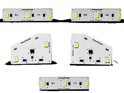 Ram 1500 Interior Lights 2019-2021