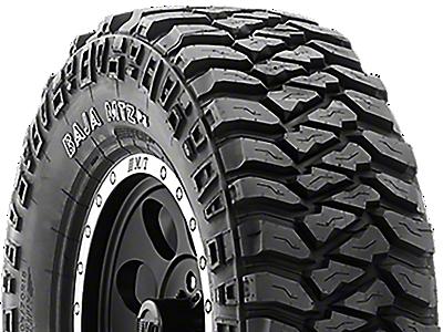 Ram 1500 Mud Terrain Tires