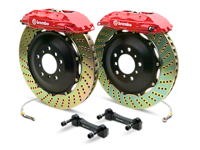 Big Brake Kits<br />('07-'13 Sierra 1500)
