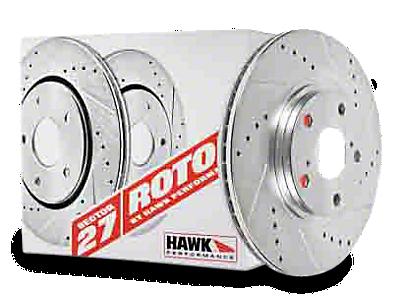 Sierra Brake Rotor & Pad Kits