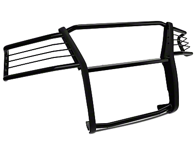 Sierra Brush Guards & Grille Guards 2007-2013