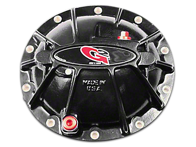 Sierra Differential Covers 2007-2013