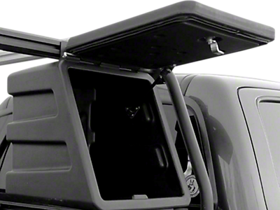 Tool Boxes & Bed Storage<br />('14-'18 Sierra 1500)