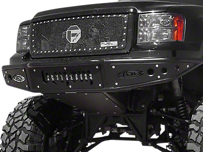 Bumpers<br />('07-'13 Sierra 1500)
