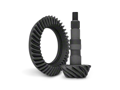 Ring & Pinion Gears<br />('07-'13 Sierra)