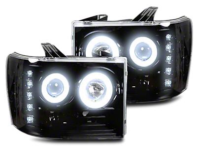 Headlights<br />('07-'13 Sierra)