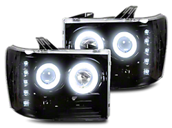 Headlights<br />('07-'13 Sierra 1500)