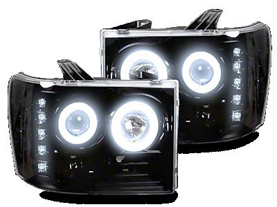 Headlights<br />('14-'18 Sierra)