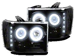 Headlights<br />('14-'18 Sierra 1500)