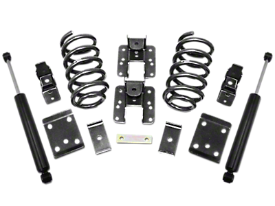 Lowering Kits<br />('14-'18 Sierra)
