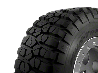 Mud-Terrain Tires<br />('07-'13 Sierra)