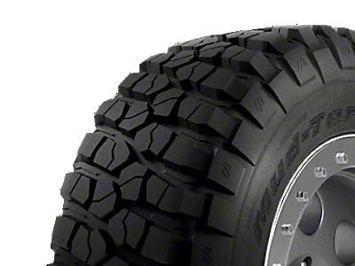Mud-Terrain Tires<br />('14-'18 Sierra)