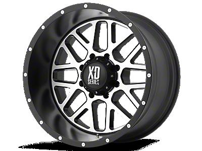 Sierra Wheels & Tires 2007-2013