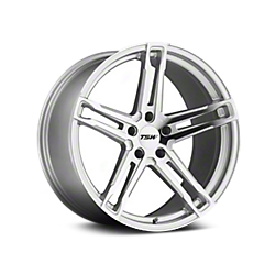 Silver TSW Mechanica Wheels 2015-2020