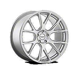 Silver Vossen VFS/6 Wheels 2015-2020