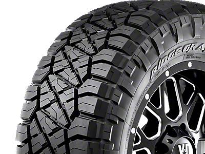 Silverado All-Terrain Tires 1999-2006