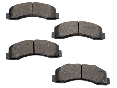 Silverado Brake Pads