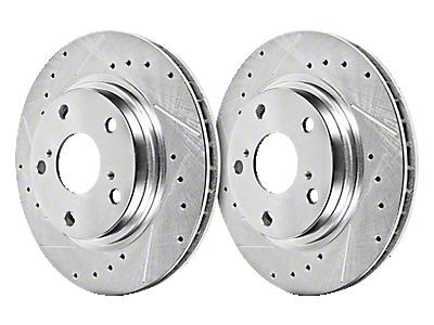 Silverado Brake Rotors 2007-2013