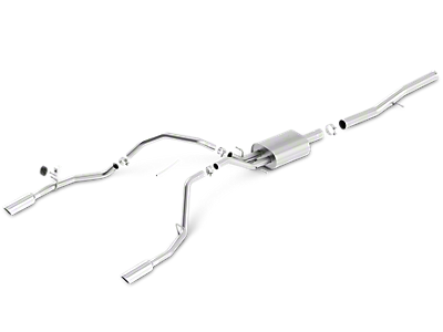 Exhaust Systems<br />('07-'13 Silverado)
