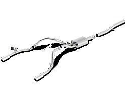 Exhaust<br />('07-'13 Silverado 1500)